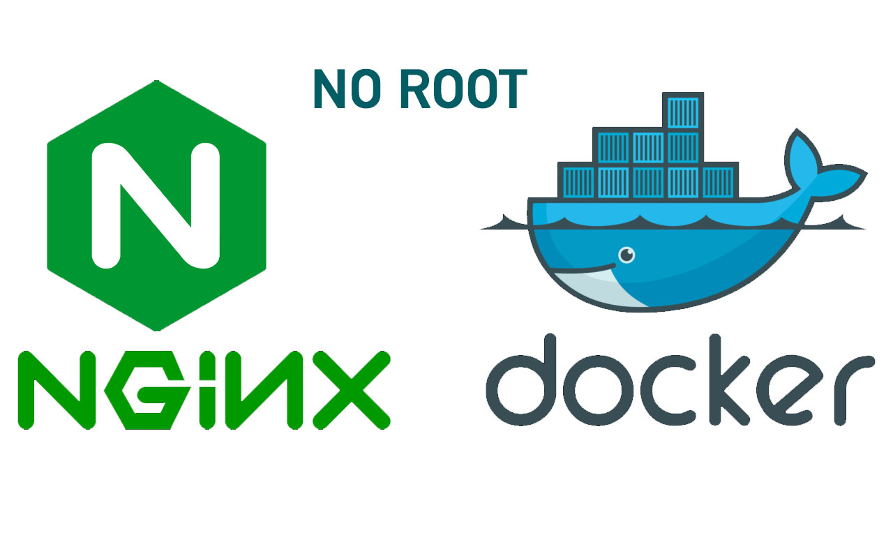 Nginx in Docker as non root user